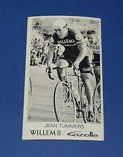 PHOTO CYCLISME 1968 EQUIPE WILLEM II GAZELLE JEAN TUMMERS WIELRENNEN WIELRIJDER