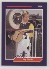 1992 Horse Star Jockey Cards Ray Sibille #235