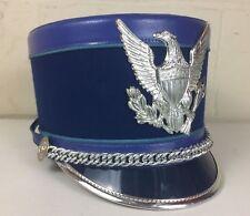 88b8b03e274 Marching Band Hat Shako Vintage Blue Bayly Inc.