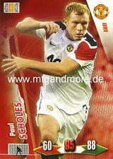 Adrenalyn XL Man. United - Paul Scholes - Away