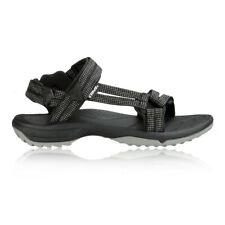 Teva Terra FI Lite Womens Black Outdoors Walking Sandals Summer Shoes
