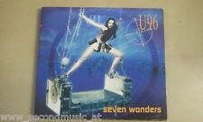 MAXI CD-U96 --SEVEN WONDERS--DIGI--4 TRACKS