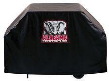 Alabama Crimson Tide HBS Black Elephant Outdoor Heavy Duty BBQ Grill Cover
