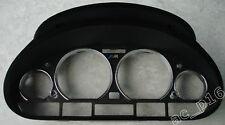 BMW E46 Tacho-Gehäuse Cluster Speedo Kombiinstrument wie M3 Chromringe M-Logo