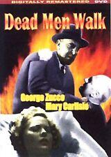 Dead Men Walk [Slim Case] George Zucco, Mary Carlisle DVD