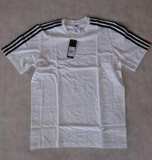 adidas Event Tee - T-Shirt - Z76288 - weiß - Promo-Shirt - 3 Streifen