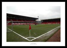 Barnsley FC Oakwell Football Stadium Photo Memorabilia (065)