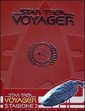 STAR TREK VOYAGER - STAGIONE 2 (7 DVD)