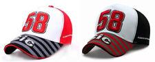 Marco Simoncelli Baseball Cap NEW UK Seller MotoGp