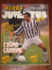 HURRA' JUVENTUS 1990/2 COPPA UEFA AMBURGO GERMANIA 1/4