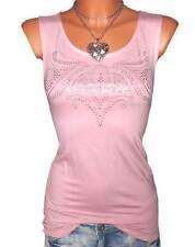NEU 34-48 Kurzarm mit Muster Corley Shirt Bluse Gr 820