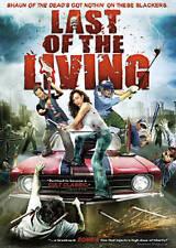 Last of the Living (DVD, 2009) BRAND NEW FUN HALLOWEEN MOVIE