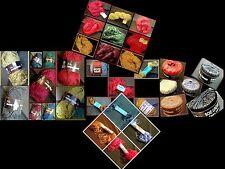 Pure soie, 100% silk, 20g-100g, Anny Blatt, Italana, Ninja, Fritzsch, choix de couleur, rétro