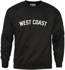 West Coast - American LA California Youth & Mens Sweatshirt