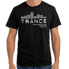 Trance EQ Equalizer Club Disco DJ Musik Music Electronic Techno House T-Shirt