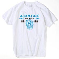 AJ Styles Bullet Club WWE New Japan NJPW Tshirt Size M to 3XL,UK Seller, BNWT