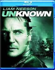 Unknown [Blu-ray] DVD, January Jones, Liam Neeson, Jaume Collet-Serra