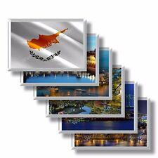 CY - Cipro  frigo calamite frigorifero souvenir magneti