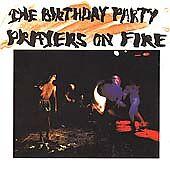 Birthday Party Prayers on Fire CD Album