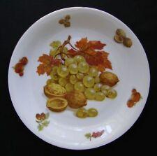 Seltmann Weiden Bavaria Germany Grapes & Walnuts Plate