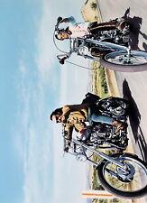 72678 EASY RIDER 1969 Hells Angels Biker Dennis Hopper Wall Print Poster AU