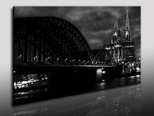 Colonia astratto, foto su tela 24 stampa d'arte, Muro Immagine Poster n9784