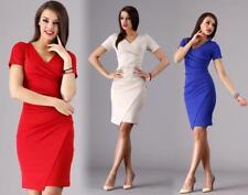 Kleid Elegant Abendkleid Mini Kleid Gr. 36 38 40 42 S M L XL, M72