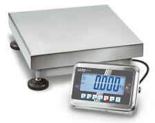Bilancia Piattaforma [nucleo SFB-M] in acciaio inox-piattaforma Bilancia con ip65, XL-piattaforma