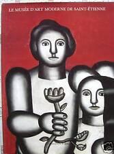 LE MUSEED'ART MODERNE DE SAINT-ETIENNE :J.BEAUFFET....