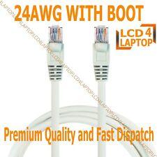 RJ45 Cat5e / Cat6 1m - 50m Fast 100/1000mb Gigabit Ethernet UTP Patch Cable Lot