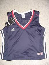 Adidas Womens ENGLAND Soccer Football Jersey Medium NWT!