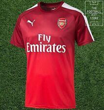 Arsenal Training Top-Officiel PUMA Garçons Football Training Wear-Toutes Tailles