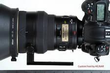 Nikon VR 200mm/f2G ED-IF lens foot 4 Arca Swiss Markins Kirk Wimberley Fona rrs