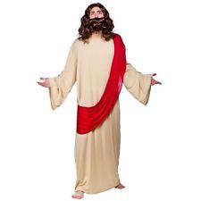 Adult JESUS Fancy Dress Costume Virgin Mary Holy Religion God Mens Christmas