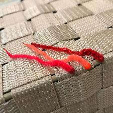 James Dickie-flynscotsman MADE Tungsteno Testa Bloodworms Stalking MOSCHE