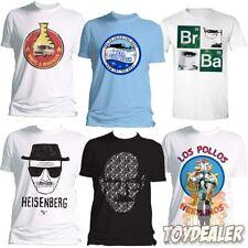 Breaking Bad Mr Heisenberg Jesse Pinkman Original Logo Männer Men Fan T-Shirt