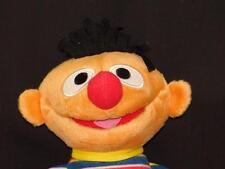 Fisher Price Mattel Sesame Street Ernie Doll Toy Plush Stuffed Animal Pbs Toy