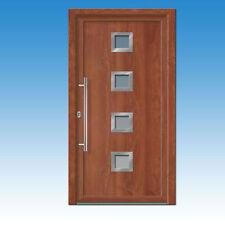 Haustür Golden Oak Dekor CK-18G Kellertür Nebeneingangstür Türen Kunststoff neu