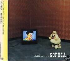 SOPHIA - little circus - Japan CD - NEW J-POP