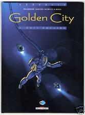 GOLDEN CITY TOME 3 NUIT POLAIRE EO   Parfait état