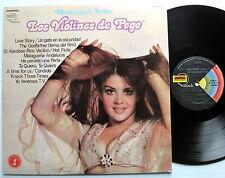 LOS VIOLINES DE PEGO Musica Para Sonar Album1 Near MINT LP