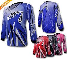 ADULT MX JERSEY *High Performance*– Motocross/Dirt Bike Gear/DH/BMX/Quad/MotoX