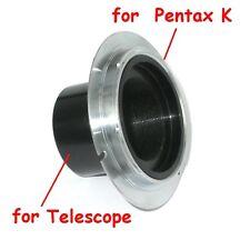 Pentax K KA AF RACCORDO diretto 31,8 ( 1,25'' ) per FOTO TELESCOPIO telescope