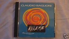 CLAUDIO BAGLIONI Assieme cd