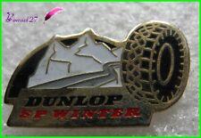 Pin's Pneus Tire Pneumatique DUNLOP SP WINTER Hiver Montagne #G1