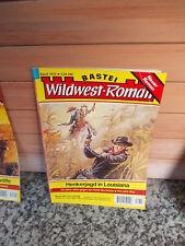 Wildwest-Roman, Band 1813, aus dem Bastei Verlag