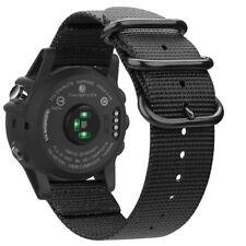 Woven Nylon Watch Bands Sport Strap for Garmin Fenix 3 / Fenix 3 HR / Fenix 5X