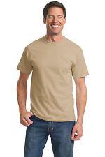 Personalized or Plain Men's Tall Big T Shirt LT XLT 2XLT 3XLT 4XLT
