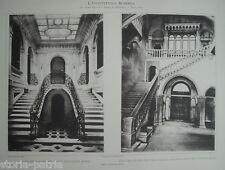 ROMA_ARCHITETTURA_CONTE STROGANOFF_DUCA GRAZIOLI_RIGGI