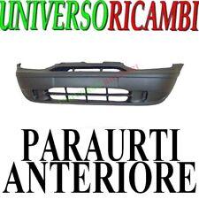 PARAURTI ANTERIORE PRIMER NERO NO FEND FIAT PALIO 97-01